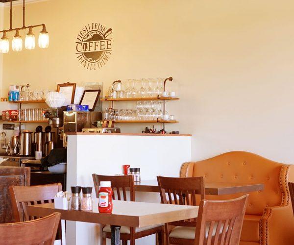 Queen's Café in Guelph